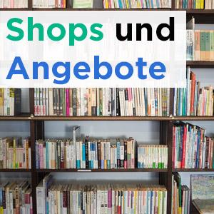 Angebote und Shops