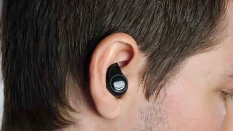 InEar Bluetooth-Kopfhörer
