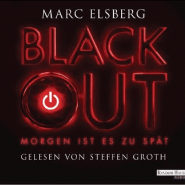 Marc Eisberg - Black out