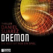 Daemon: Die Welt ist nur ein Spiel Cover