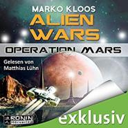 Operation Mars (Alien Wars 4)
